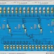 Система управления складом бестарного хранения материалов (БХМ) фото