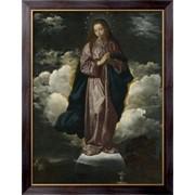 Картина Непорочное зачатие, Веласкес, Диего фото