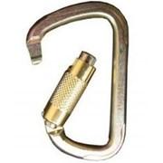 Карабин Вертикаль 0226 сталь люкс байонет(соединительный инструмент) фото