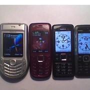 Сотовые телефоны б\у фото