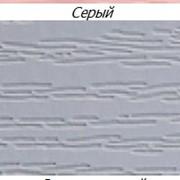 Сайдинг виниловый VOX серый фото