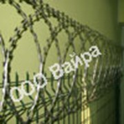 Плоский барьер безопасности Егоза, проволока 2,2 мм, растяжка 7,5 м фото
