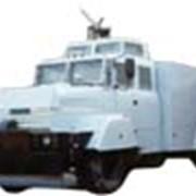 Автомобиль водометный специальный АВС-30. фото