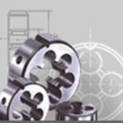 Плашки круглые для метрической резьбы ГОСТ 9740 фото