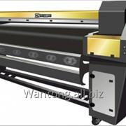 Рулонный планшетный UV принтер BOSSRON WT-1802D/2502D/3302D фото