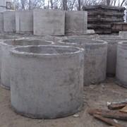 Кольца железобетонные д. 1 м, высотой 0,6,0,9 и 1,2, Одесса фото