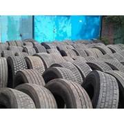 Шины грузовые б/у R 17.5, R 19.5, R 20, R 22.5 фото