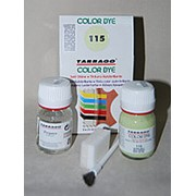 TARRAGO - 115 Краситель+очиститель COLOR DYE, стекло, 2 х 25мл. (nile green) фото