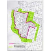 Формирование землеустроительной документации по установлению охранных зон, в т.ч. Карта(планов) охранной зоны объектов фото