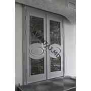 Классическая дверь MDF, арт. 26 фото