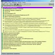 Справочник электронный по таможенному законодательству ВЭД-Инфо фото