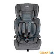 Кресло детское автомобильное BC702F серый фото