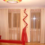 Дизайн и пошив штор, авторский текстильный дизайн Эли Берберовой фото