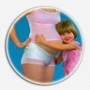 Бандаж медицинский дородовый универсальный ленточный фото