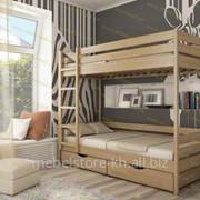 Кровать Дуэт 0.8 м фото