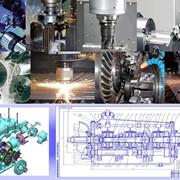 Изготовление и ремонт оборудования, машин и механизмов фото