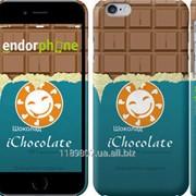 Чехол на iPhone 6 Шоколадка 1098c-45 фото