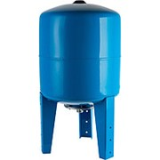 STOUT Расширительный бак, гидроаккумулятор 1000 л. вертикальный (цвет синий) фото