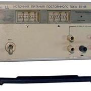 Ремонт и модернизация источника питания постоянного тока Б5-48 фото