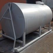 Емкость для воды с подогревом ЕП-1500 л фото