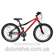 Велосипед profi liners 26 xm261c червоно-чорний фото