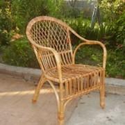 Кресла из лозы фото