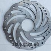 Тормозной диск 140 мм для детского электромотоцикла Hook Dirt фото