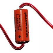 MINAMOTO ER 14335/W Lithium, 3.6 В, 2/3 AA, 1600 мАч с аксиальными выводами фото