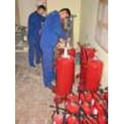 Освидетельствование огнетушителей в Актау фото