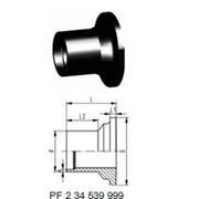 Втулка клапана тип 546 PE-100 (G42) С патрубком для стыковой сварки, SDR11, метрический фото