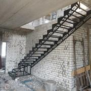 """Лестницы на второй этаж. """"Броневик"""" Днепр. фото"""