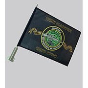 Флаг на авто СНАЙПЕР ВОЙСКА СПЕЦИАЛЬНОГО НАЗНАЧЕНИЯ 30х40 фото