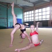 Бейби-гимнастика фото