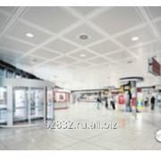 Металлический подвесной потолок Plaforad V фото