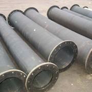 Трубопроводы резиновые фото