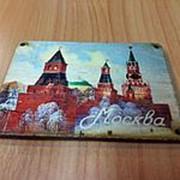 """Магнит """"Москва"""" дерево фото"""