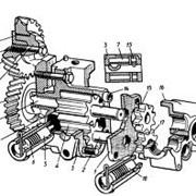 Шестерни для тяговых двигателей электропоездов фото