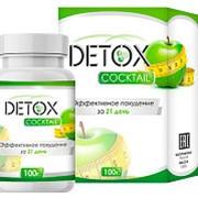 Детокс (Detox) коктейль для похудения фото