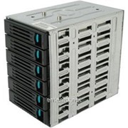 Отсек для 6 винчестеров Intel SCSI Hot Swap Drive Cage Upgrade Kit, код 6648 фото