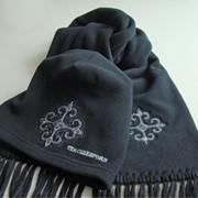 Шапка, шарф Ог 58/60 18*150 см фото