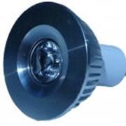 Светодиодная лампа LD-GU10-3W-230AC фото