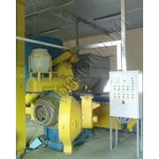 Оборудование для гранулирования биомассы ОГМ-1,5 фото
