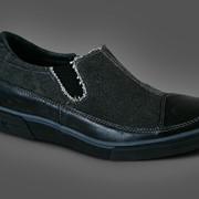 Обувь комфортная мужская модель 0491-6 фото