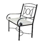 Кресло кованое 303-11 фото
