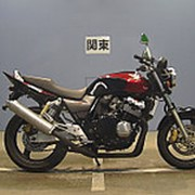 Мотоцикл naked bike Honda CB 400 SFV-3 пробег 26 060 км фото