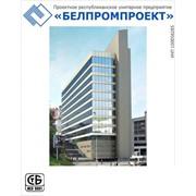 Проектирование промышленных предприятий, спортивных сооружений и гражданских зданий фото