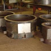 Стаканы для крепления крышных вентиляторов фото