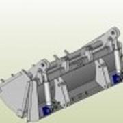 ПБМ-800-14 челюстной ковш фото