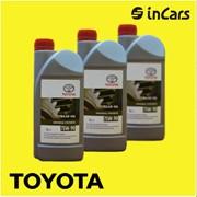 Масла трансмиссионные, купить трансмиссионное масло, Масло трансмиссионное Toyota Universal synthetic 75W-90 1l фото