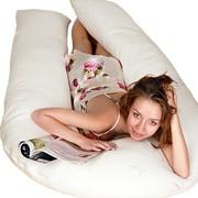 Подушка для беременных U 340 для всего тела + наволочка Восточная сказка фото